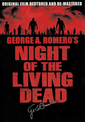Night Of The Living Dead (George A. Romero's) (Dvd)