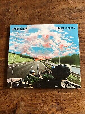 The Chemical Brothers - No Geography (CD)