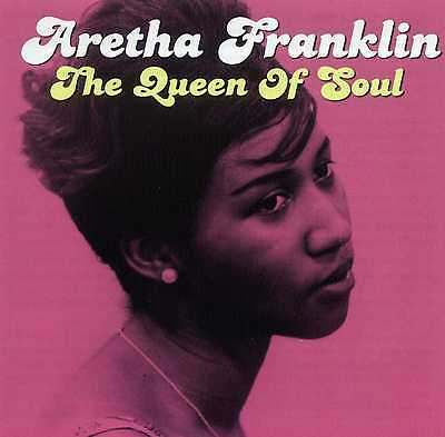 Aretha Franklin - The Queen Of Soul - 2 Cds - New!!