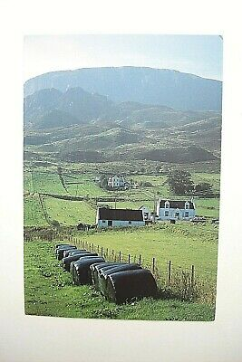 Postcard Glasvin Skye Scotland Michael McGregor VGC
