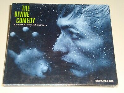 THE DIVINE COMEDY - A Short Album About Love - 1997 CD