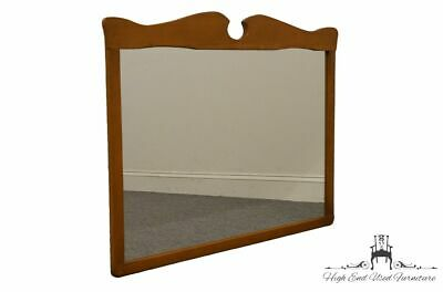 "Country French Solid Ash 42"" Dresser / Wall Mirror"