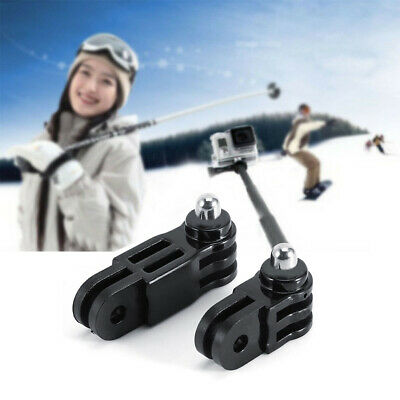 Long/Short Straight Joint Adapter Mount Set For GoPro Hero eken Camera LA