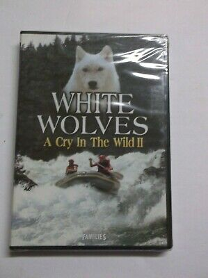 White Wolves: A Cry In The Wild II (DVD, 2005) BRAND NEW, Ami Dolenz, Family