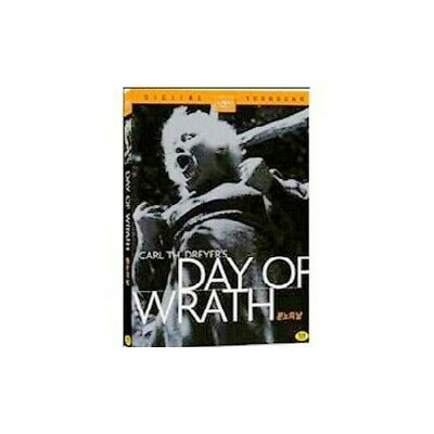 Carl Th. Dreyer's DAY OF WRATH - DVD  XIVG The Cheap Fast Free Post