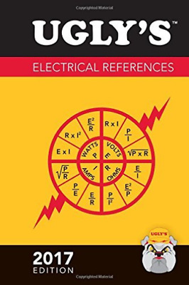 Jones & Bartlett Learning (...-Ugly`S Electrical References 2017 BOOK NEW