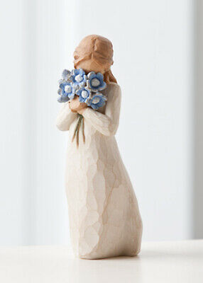 Willow Tree Forget - Me - Not Figurine Brand New