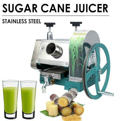 """2"""" Sugar Cane Ginger Juicer Ginger Crasher Machine Commercial Extractor Squeeze"""