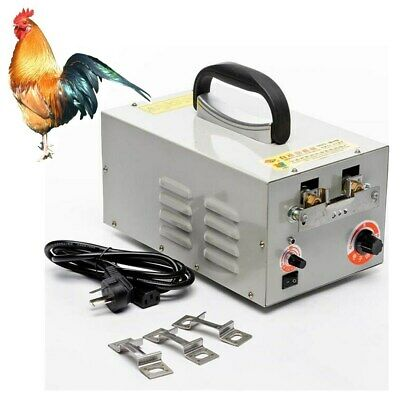 Automatic Chicken Electric Debeaking Machine Chick Debeaker Cutting Equipment