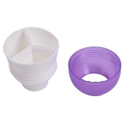 Icing Piping Bag Nozzle Converter Tri-color Cream Coupler Cake Decorating HZ