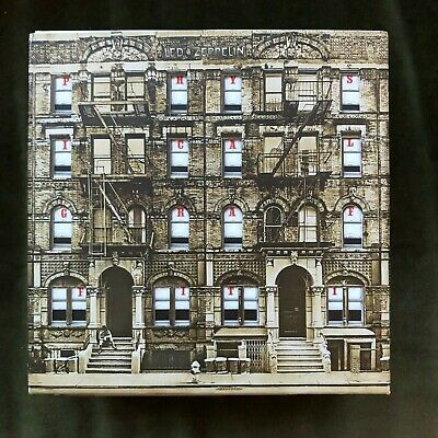 Led Zeppelin Physical Graffiti 2015 Classic Rock Cd