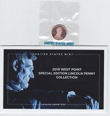 2019 W # 3  EDITION Lincoln Cent / UNCIRCULATED & ORIG ENVELOPE PRE-SALE