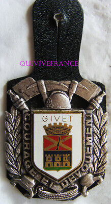 IN12246 - Insigne SAPEURS POMPIERS GIVET