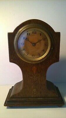 small antique mantle clock