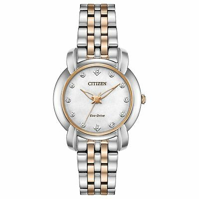 Citizen Eco Drive Women's Watch EM0716-58A