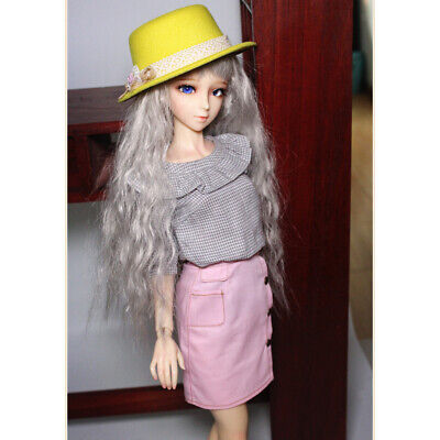 Cute & Fashion A-line Skirt Clothes for 1/3 BJD LUTS Dollfie MSD AS DZ Kid Games