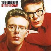 The Proclaimers - Hit The Highway CD Chrysalis (1994)
