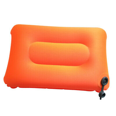 Portable Inflatable Pillow Travel Pillow Neck Protective Pillow