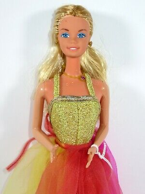 Barbie Doll 1977 Dressed In Original Outfit Fashion Photo Superstar Vintage #1
