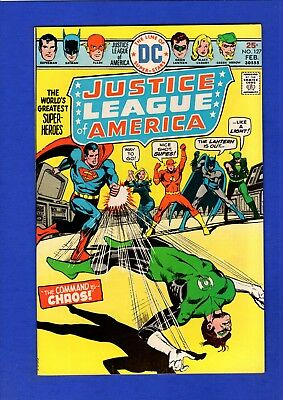Justice League Of America #127 Nm- 9.2 High Grade Bronze Age Dc Comic