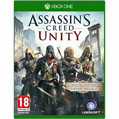 Assassin's Creed Unity (Xbox One) Special Edition - game with Ar... - Game  5CVG