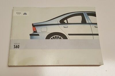 2004 volvo s60 2.5t owners manual