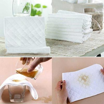 10Pcs Insert Reusable Baby Washable Modern Cotton Nappies Cloth Diaper Liners