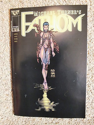 FATHOM Vol 1 no.6 Michael Turner Top Cow / Image
