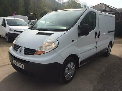 Renault Trafic 2.0TD SL27dCi 90 SWB, VERY CLEAN EXAMPLE FOR AGE/MILEAGE