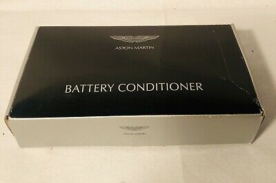 Aston Martin, Battery Conditioner, Charger.New In box