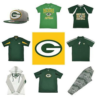 d8140e7d GREEN BAY PACKERS Premium NFL Apparel Closeout - 600+ Items, $26,600+ SRP!