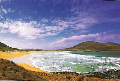View Of Scarista, Isle Of Harris, Scotland.
