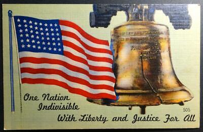 Indivisible With Liberty And Justice For All