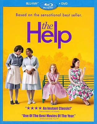 The Help [Two-Disc Blu-ray/DVD Combo]
