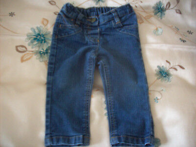 Next Baby Skinny Jeans 9-12 Months