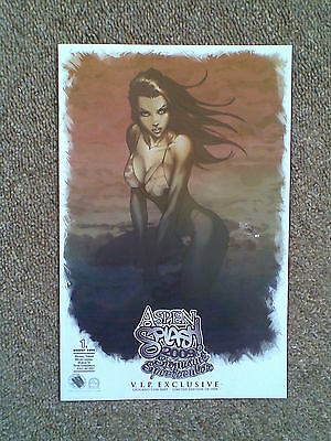 Aspen Swimsuit Splash 2009 #1 Chicago-Con Vip Michael Turner Variant