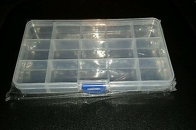 50p Fifty Pence Storage Box Holder Money Container  50p Or £2 Pound UK Seller