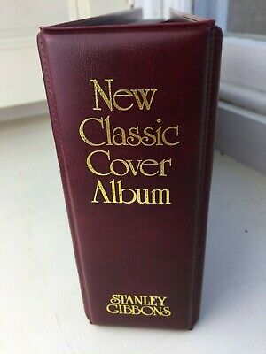 Stanley Gibbons New Classic Cover Albums - Hold 52 Covers - Nice Condition
