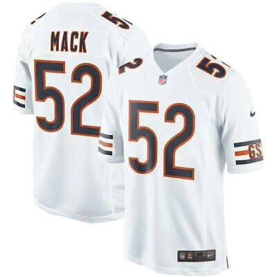 BRAND NEW AUTHENTIC stitched Khalil Mack Chicago BearS Men's Jersey  free shipping