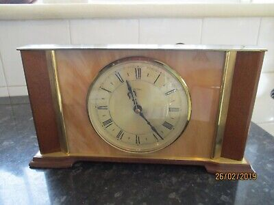 Vintage Mantel Clock/Metamec