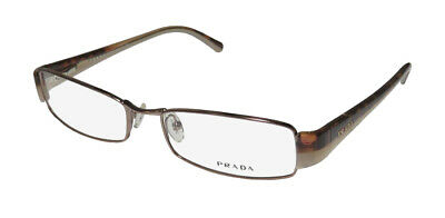 9d0c7e9e56 New Prada Vpr53H Glamorous Eyeglass High Quality Fashionable Hip Frame  Glasses