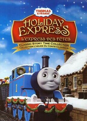 Thomas And Friends - Holiday Express (Bilingual) (Lionsgate) (Dvd)