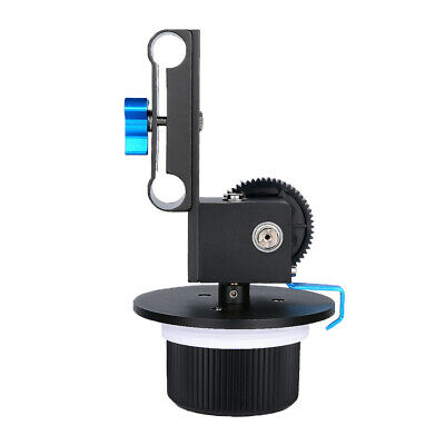 Follow Focus System with Gear Ring for DSLR / Video Camera/52-86mm Size Lens