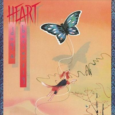 *NEW* CD Album Heart - Dog & Butterfly (Mini LP Style Card Case)