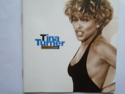 Tina Turner - Simply The Best (CD 1991) VG+ condition
