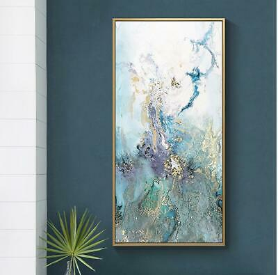 SS300 Modern Handpainted Abstract oil painting on Canvas Home decor No frame 48""