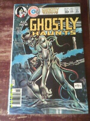 Charlton Comic,All New Ghostly Haunts,Vol 8 No 52 from 19