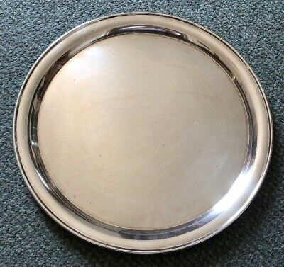 Antique / Vintage Mappin & Webb. Silver Plated serving tray
