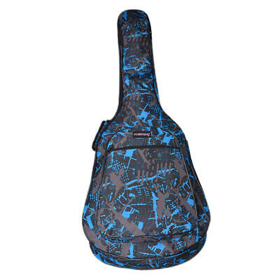 Soft Bag Cover Backpack Double Strap Case for 36inch Acoustic Guitar
