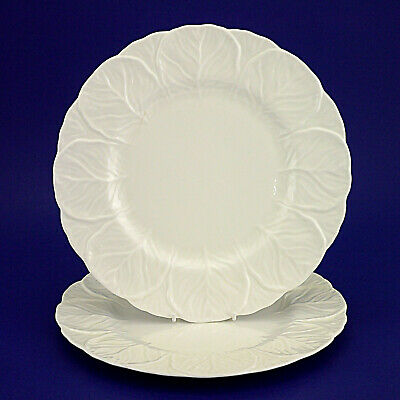 """Two Wedgwood/Coalport Countryware Pattern Dinner Plates - 27.25cm/10.75"""" Dia."""